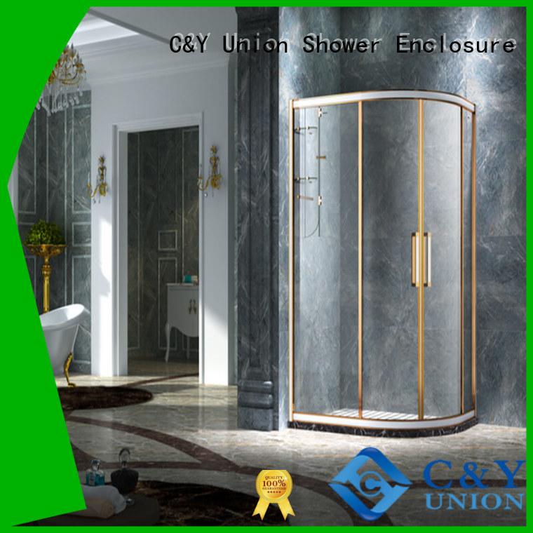 Modern Design Framed Quadrant shower enclosure with sliding door,CY2142 – 2