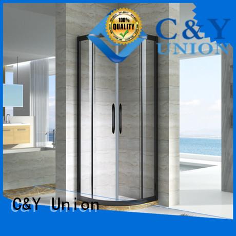 C&Y Union framed shower enclosure for sale for shower room